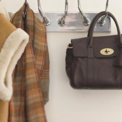 Hall, väska, hängare
